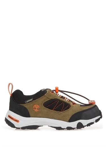 Timberland Timberland 101649156 Unısex Çocuk Sneakers,Koyu Yeşil